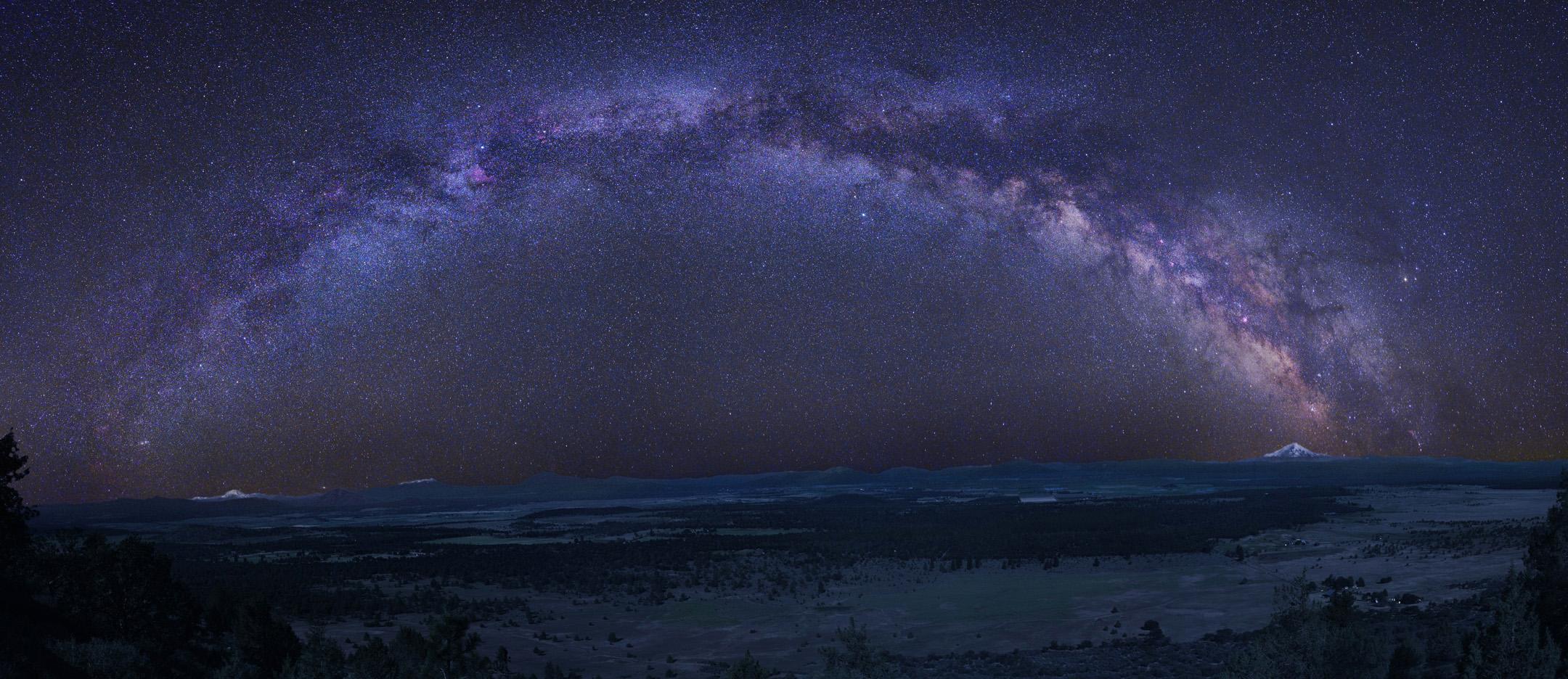 Photo: Night Sky – Broken Believers