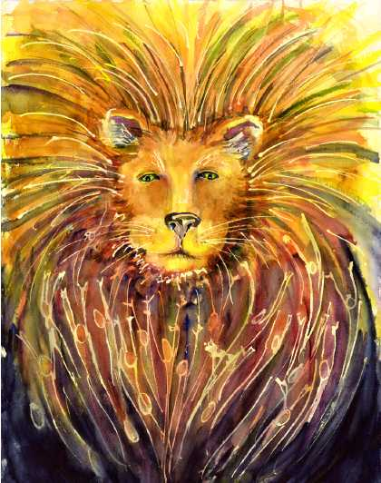 http://lyndafinchart.com/lyndafinch/Prophetic/productdescriptions/good-lion.htm