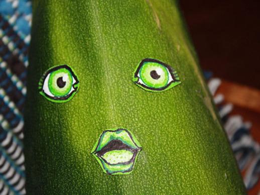 Too much zucchini!