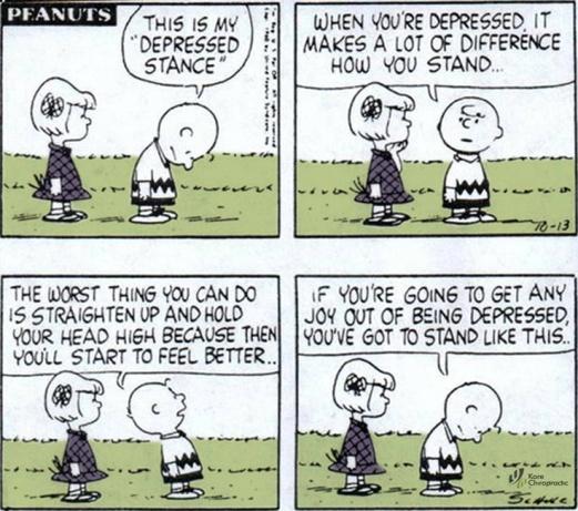 depressed=stance