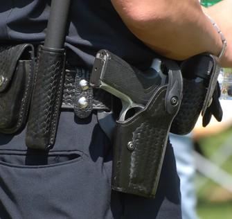cop-gun