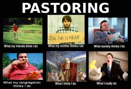 PASTORING