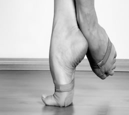 dancer-feet