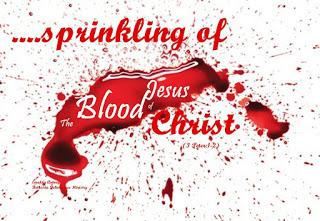 blood of jesus christ