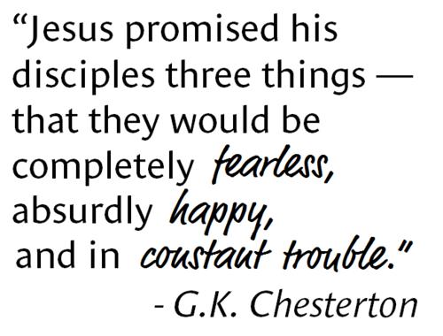 Chesterton-disciple