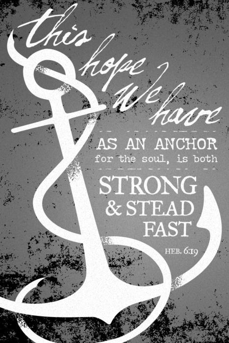 Anchored to Him | Broken Believers