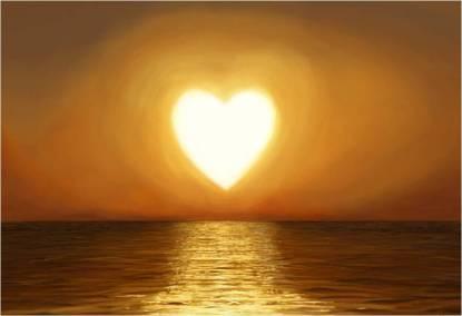 Love-shaped-Sun