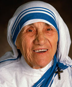 Mother Teresa Explains Humility